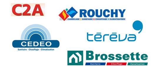 Auvergne Chauffage Sanitaire Service, Les Ancizes 63 - Fournisseurs