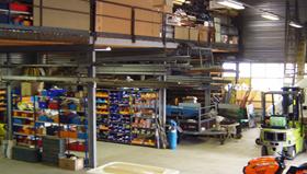 AC2S Stock des pièces détachées